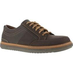 Men's Florsheim Work FS2600 Gridley Steel Toe ESD Lace-Up Brown