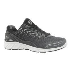 Women's Fila Countdown 2 Running Shoe Castlerock/Black/Metallic Silver