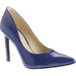 Women's Nine West Tatiana Dark Blue Synthetic