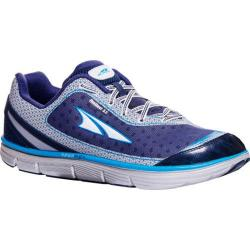 Men's Altra Footwear Instinct 3.5 Running Shoe Blue/Silver