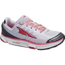 Women's Altra Footwear Provision 2.5 Running Shoe Shitake/Poppy Red