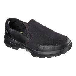 Men's Skechers GOwalk 3 Streamline Slip On Black