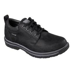Men's Skechers Relaxed Fit Segment Bertan Oxford Black
