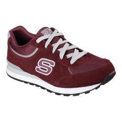 Men's Skechers Retros OG 82 Sneaker Burgundy