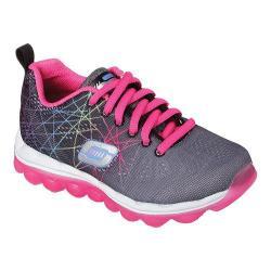 Girls' Skechers Skech Air Laser Lite Sneaker Black/Multi