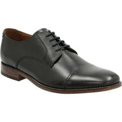 Men's Bostonian Narrate Cap Toe Derby Black Leather