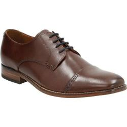 Men's Bostonian Narrate Cap Toe Derby Chestnut Leather