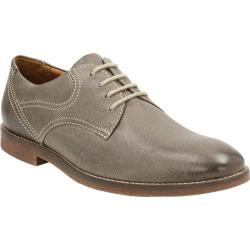 Men's Bostonian Verner Plain Toe Derby Slate Leather