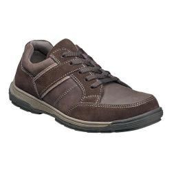 Men's Nunn Bush Layton Sport Oxford Coffee Leather/Suede