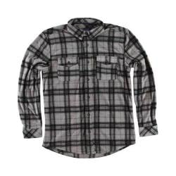 Men's O'Neill Poseidon Shirt Dark Charcoal