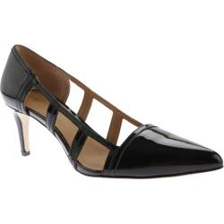 Women's Calvin Klein Carice Pointed Toe Pump Black Patent