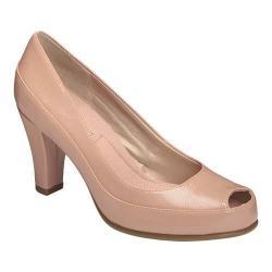 Women's A2 by Aerosoles Big Ben Pump Light Pink Faux Patent