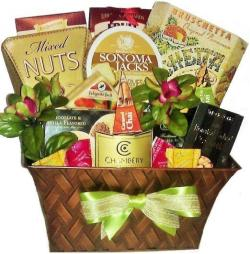 Comfort Savory Gourmet Gift Basket