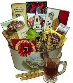 Tea-licious Gift Basket