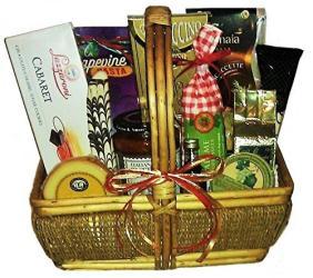 Tuscan Picnic Italian Gift Basket