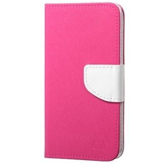 INSTEN Folio Flip Leather Wallet Flap Pouch Phone Case With Stand For LG G3 Mini/ G3 S LG G3 Vigor