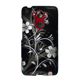 INSTEN Rubberized Hard Slim Snap-on Phone Case Cover For Motorola Droid Turbo