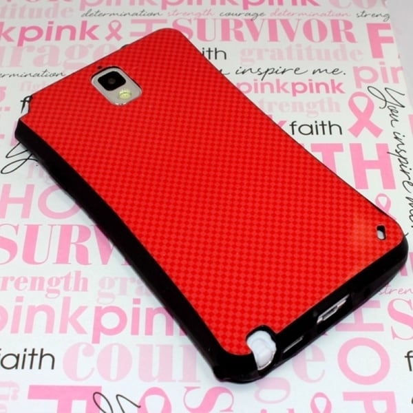 INSTEN Hard Plastic Slim Snap-on Phone Case Cover For Samsung Galaxy Note 3