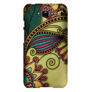 INSTEN Antique Rubberized Hard Slim Snap-on Phone Case Cover For Motorola Droid Turbo