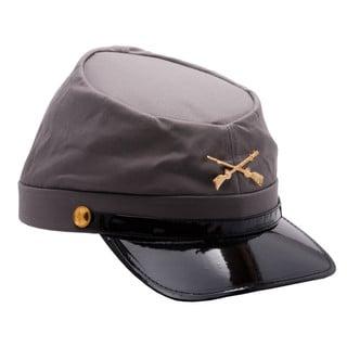 Civil War Confederate Army Costume Hat