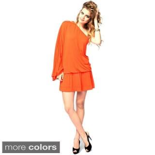 Sara Boo One Shoulder Dress