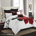 Bloom Comforter Collection Fleur 8-piece Comforter Set