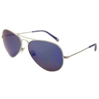 MICHAEL Michael Kors Women's M2066S Dylan Aviator Sunglasses