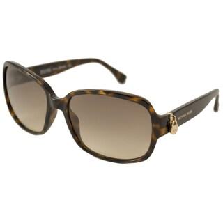 Michael Kors Women's M2888S Emma Rectangular Sunglasses