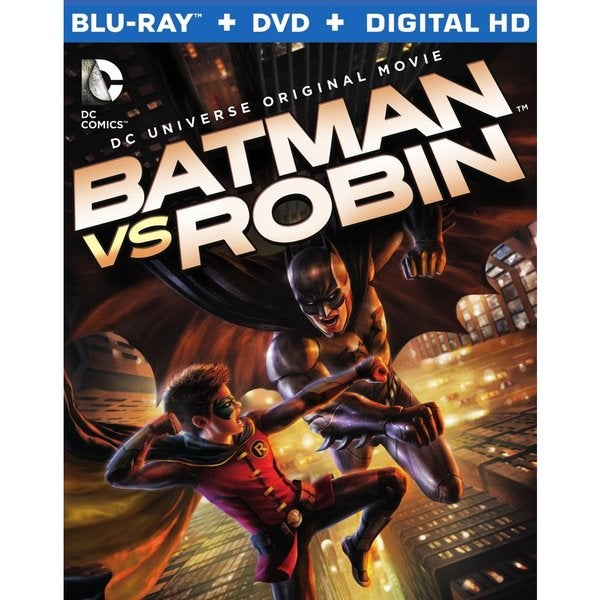 Batman vs. Robin (Blu-ray/DVD) 14761908