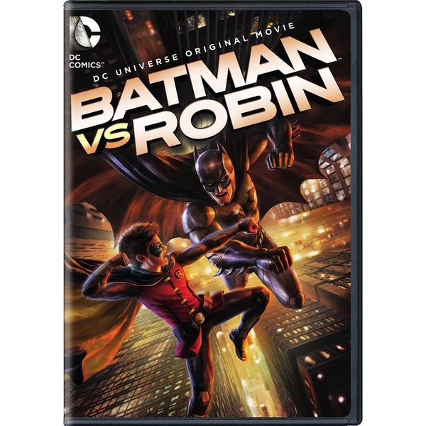 Batman vs. Robin (DVD) 14761909