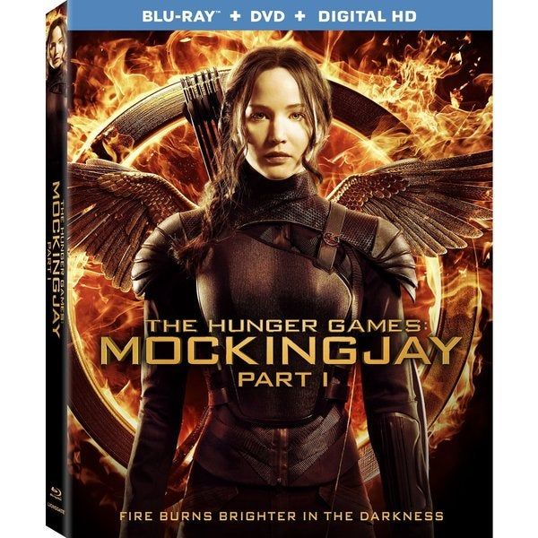 The Hunger Games: Mockingjay Part 1 (Blu-ray/DVD) 14761913