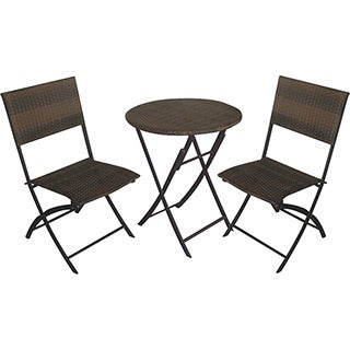 3-piece Outdoor Bistro Set