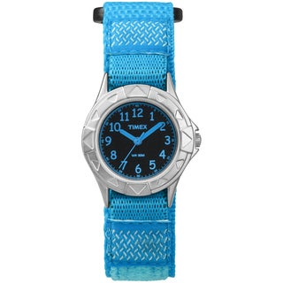 Timex TW7B998009J Kids' Kids My First Outdoor Analog Blue Strap Watch