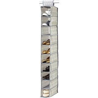 SedaFrance Bon Chic Tile 10-shelf Shoe Organizer