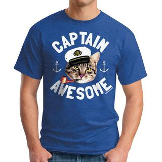 David & Goliath Men's 'Captain Awesome' Graphic Tee T-shirt