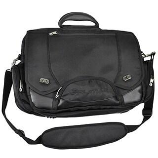Orlimar Golf Ballistic Nylon 15-inch Laptop Messenger Bag