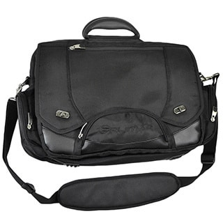Orlimar Golf Ballistic Nylon 15-inch Laptop Messenger Bag