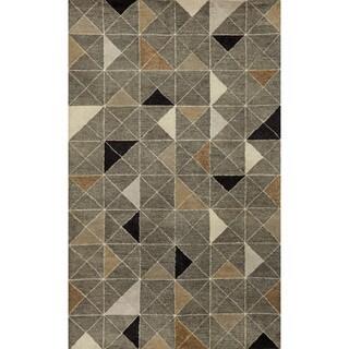 Geometric Indoor Rug (8' x 10')