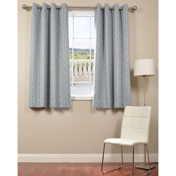60 Inch Wide Curtain Panels 9.5 Inch Blackout Curta