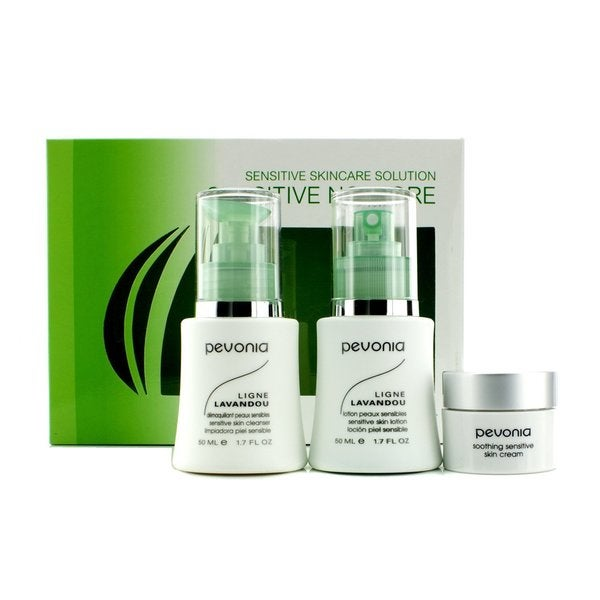 Pevonia Botanica Sensitive Skincare Solution Set
