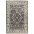 Hand-Knotted Jon Traditional New Zealand Wool Rug (2' x 3')
