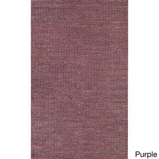 Hand-Woven Aleigha Country Jute Rug (8' x 11')