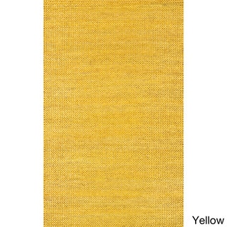Hand-Woven Aleigha Country Jute Rug (2' x 3')