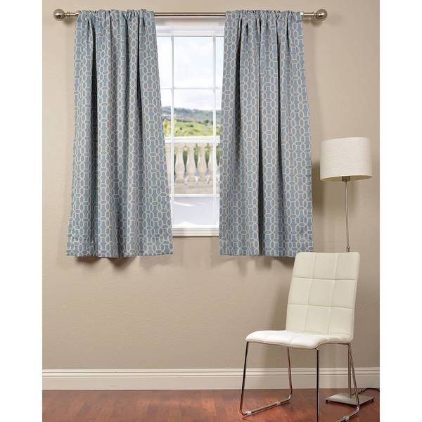 Fret Sky Blackout 63-inch Curtain