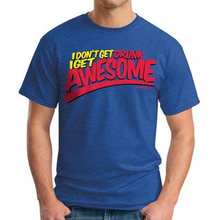 David & Goliath Men's 'I Get Awesome' Graphic T-shirt
