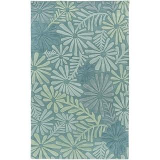 KD Spain Hand-tufted Billie Floral Indoor Rug (8' x 11')