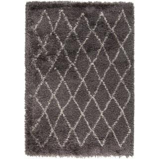 Hand-Woven Kellen Geometric Polyester Rug (8' x 10')