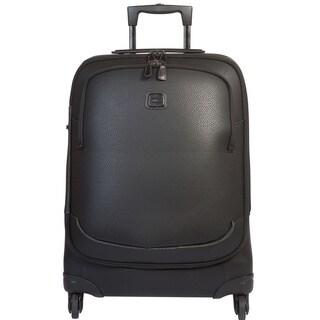 Brics USA Magellano 30-inch Black Spinner Upright Suitcase