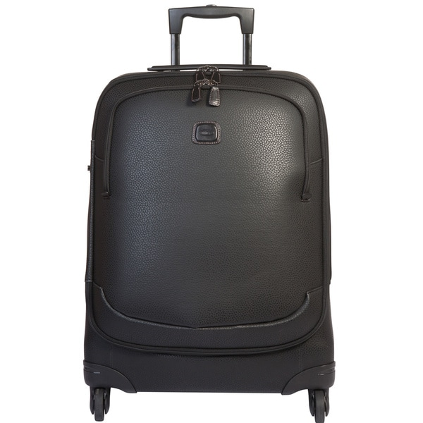 Brics USA Magellano 30-inch Black Spinner Upright Suitcase