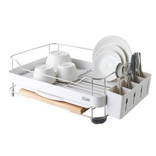 Naturnic Wide System Dish Rack